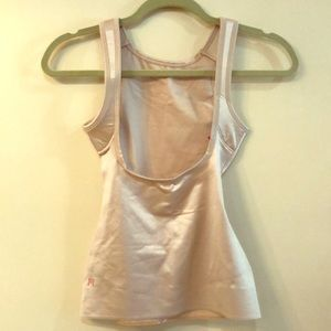 Ruby Ribbon Open Bust Shaper Cami size: small